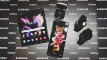 Samsung: lançamentos do 2o semestre de 2021