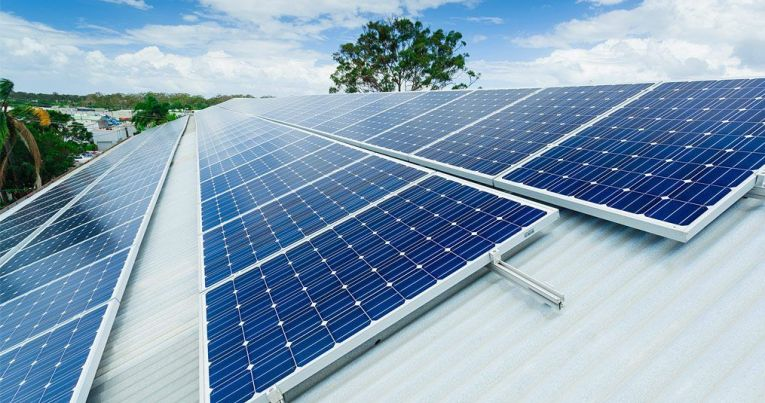 Commercial Solar Panels Bakersfield  CA   Inter Faith Electric Commercial Solar Panels