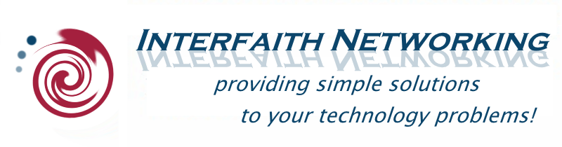 Interfaith Networking Full Logo