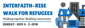 Interfaith-RISE Walk for Refugees-2