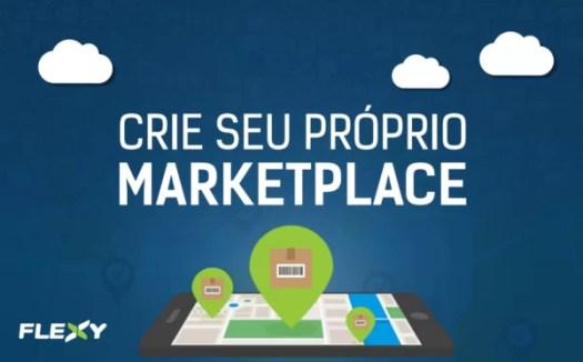 plataforma de e-commerce B2B da flexy para Marketplace