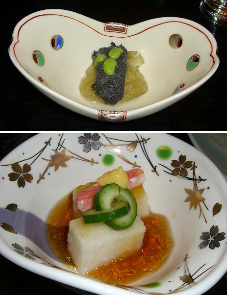 「お料理 ほし」の料理