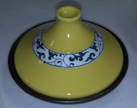 有田焼のタジン鍋