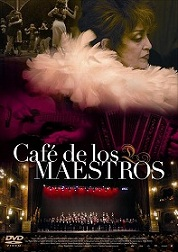 「アルゼンチンタンゴ 伝説のマエストロたち」のポスター