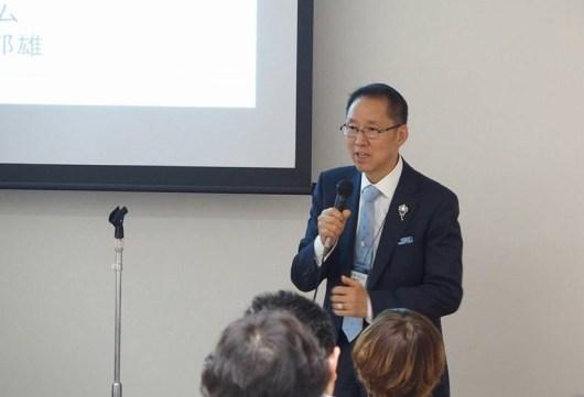 7月27日東京で講演しました。