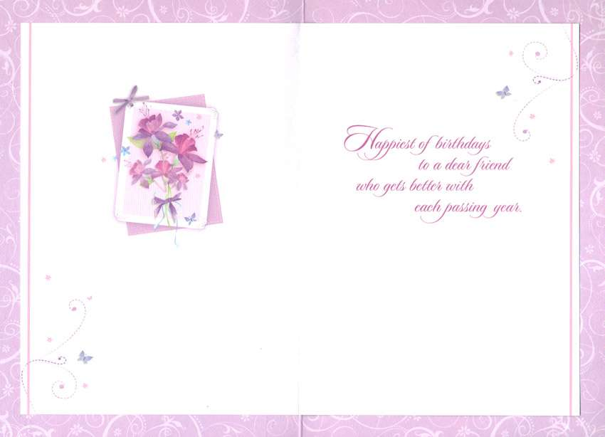 Wholesale Greeting Cards Friend