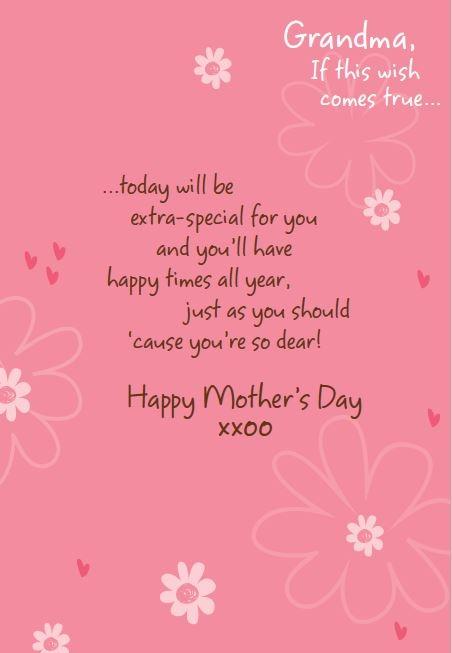 3 99 Retail Each Mothers Day Grandma Juvenile Pkd 3