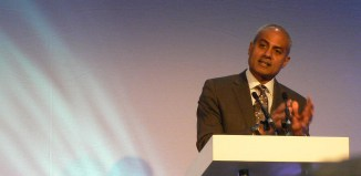 George Alagiah - chair of 5th Hackney debate