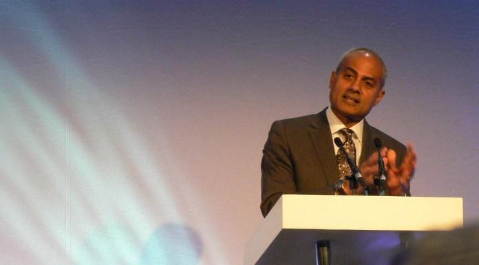 George Alagiah - chair of 5th Hackney debate