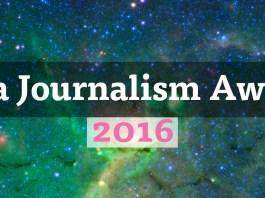Data Journalism Awards