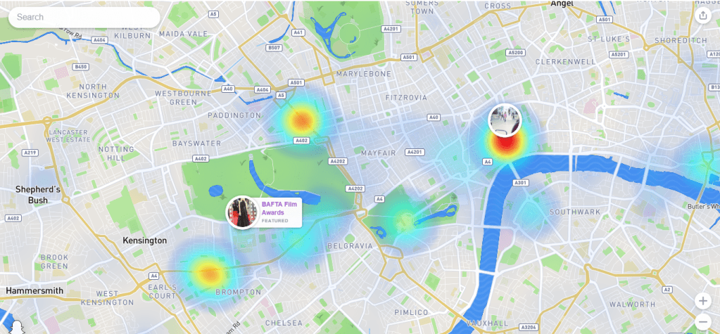 What Snapchat's Map update means for journalism - Interhacktives
