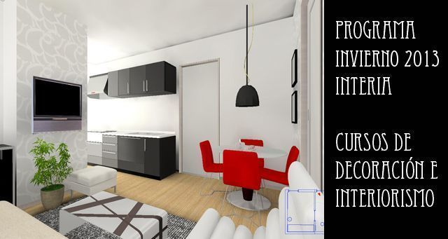 Cursos de interiorismo y decoraci n programa de invierno for Programa decoracion interiores