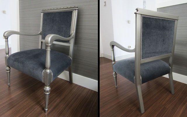 Diy c mo restaurar muebles antiguos - Sillones antiguos restaurados ...