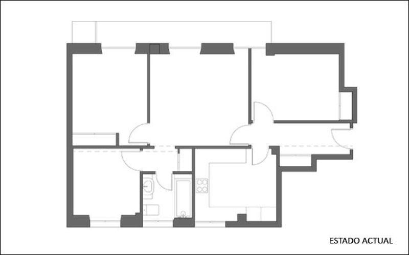 Distribución y decoración de casa