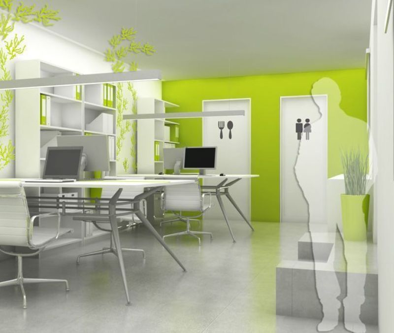 Proyecto de interiorismo y decoración de oficina