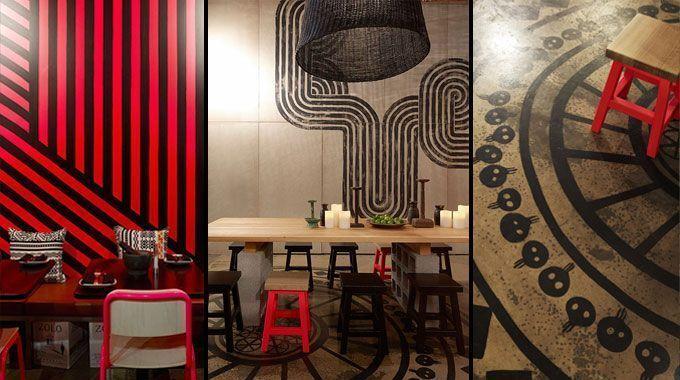 Dise o de restaurantes el ejemplo de m jico sydney for Diseno de restaurantes