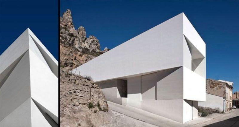 Vivienda diseñada por el arquitecto Fran Silvestre