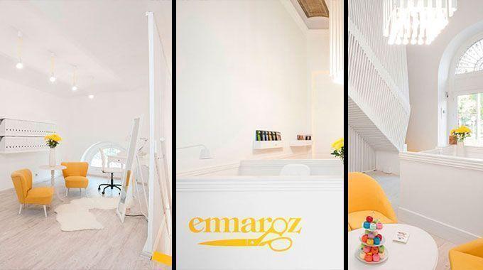 Decoración de la tienda Emaroz
