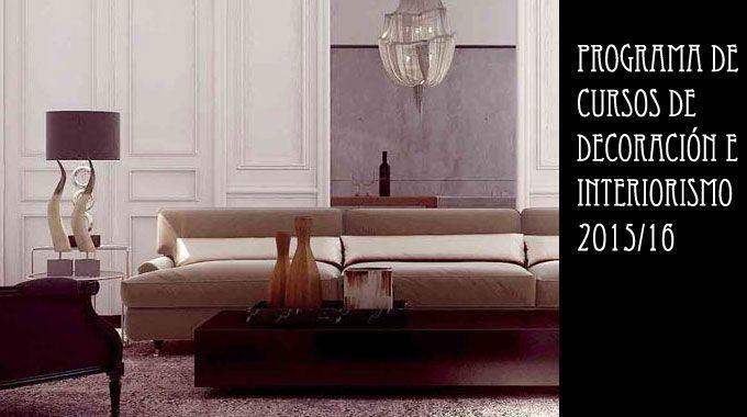 affordable fabulous cursos de y decoracin en madrid programa with decoradores de interiores famosos with decoradores de interiores madrid with decoradores - Decoradores De Interiores Famosos