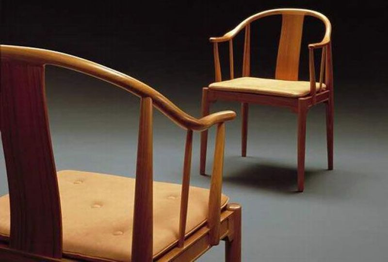Silla China de Hans Wegner