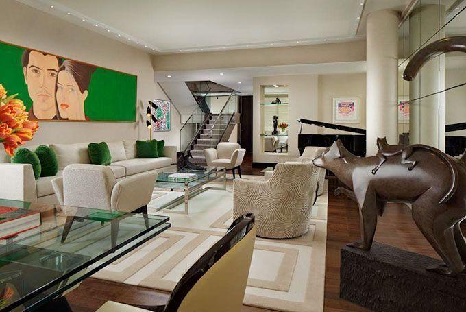 Dise adores famosos geoffrey bradfield el preferido por - Disenadores de interiores famosos ...