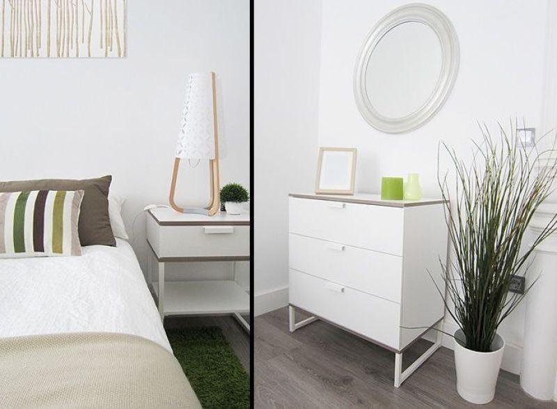 Proyecto de interiorismo y decoración de una vivienda