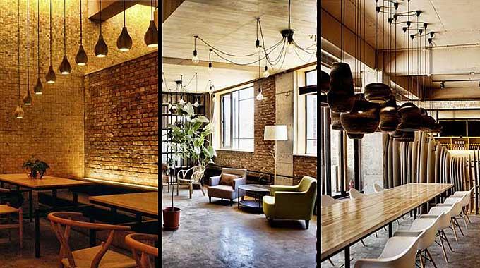 Cafeterias De Diseno Ban Shan Cafe China - Diseo-cafeterias-modernas