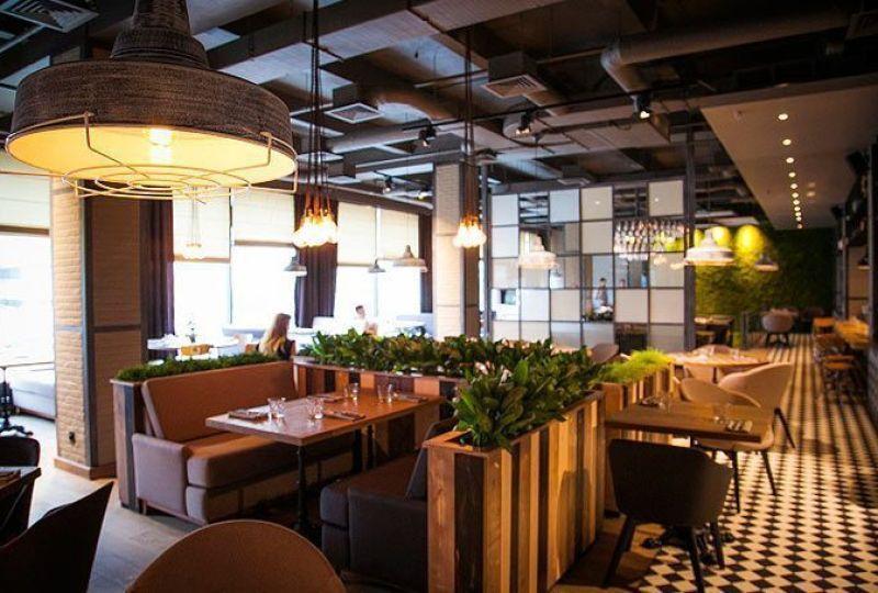 Restaurante Hunt a Lobster en Moscú