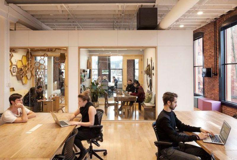 Oficinas de Airbnb en Portland