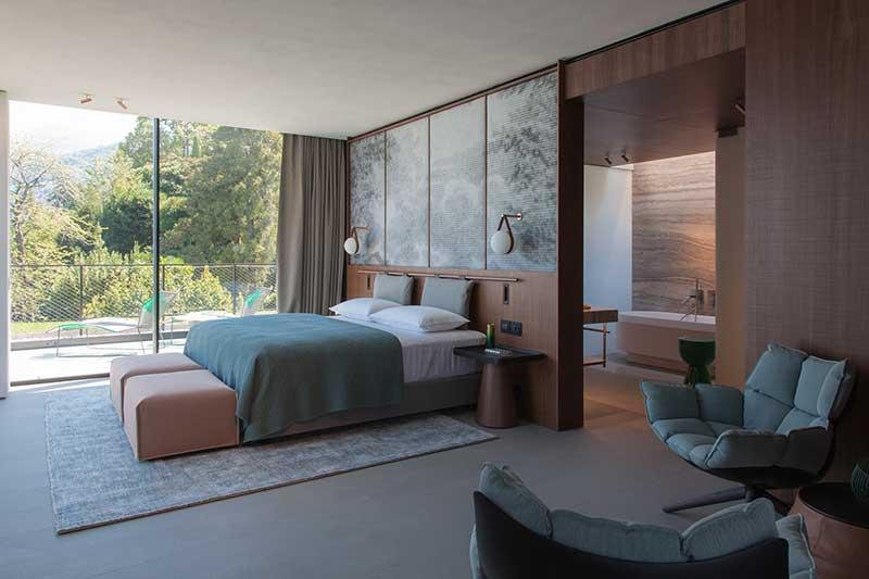 Decoración de hoteles: Il Sereno