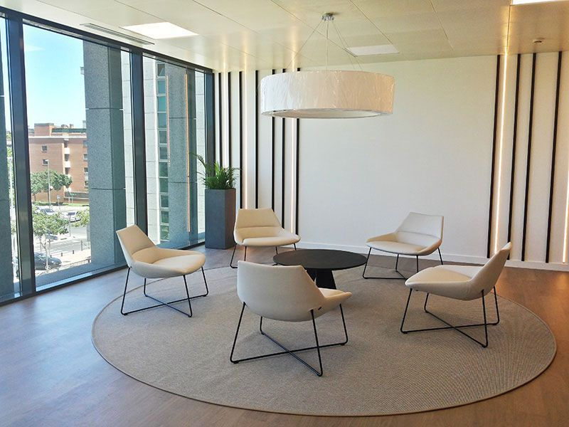 Diseño de oficina