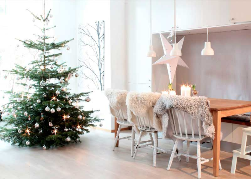 ideas de decoracin navidea para todos los gustos decoracin de navidad