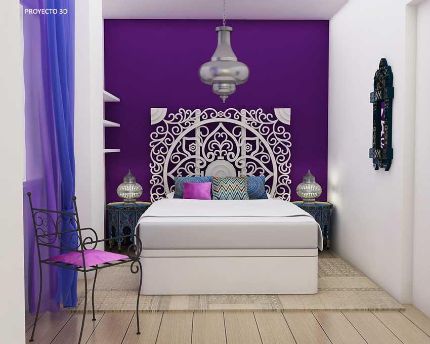 Estilo rabe zen y minimal para un piso de dise o - Estilo arabe decoracion ...