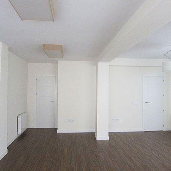 Reforma parcial de un piso en Gran Vía