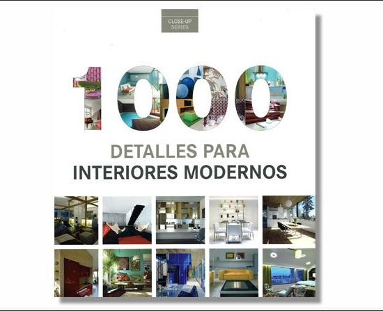 Libro ideas de interiores modernos