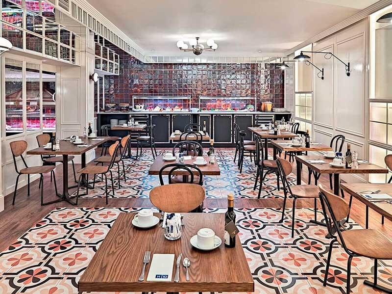 Hotel H10 Villa de la Reina en Madrid