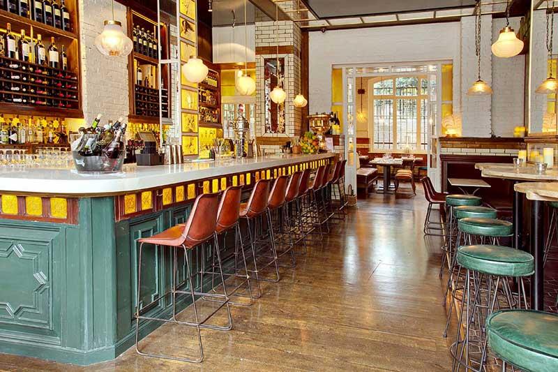 Restaurante Ibérica en Reino Unido