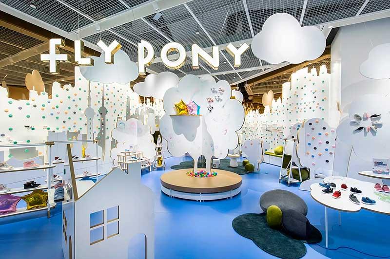 Zapatería infantil Fly Pony