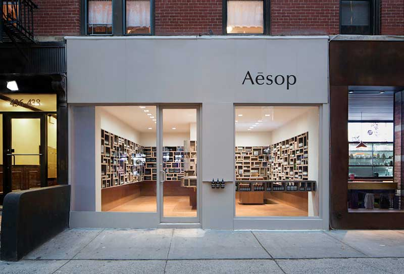 AesopWest Broadway, Nueva York