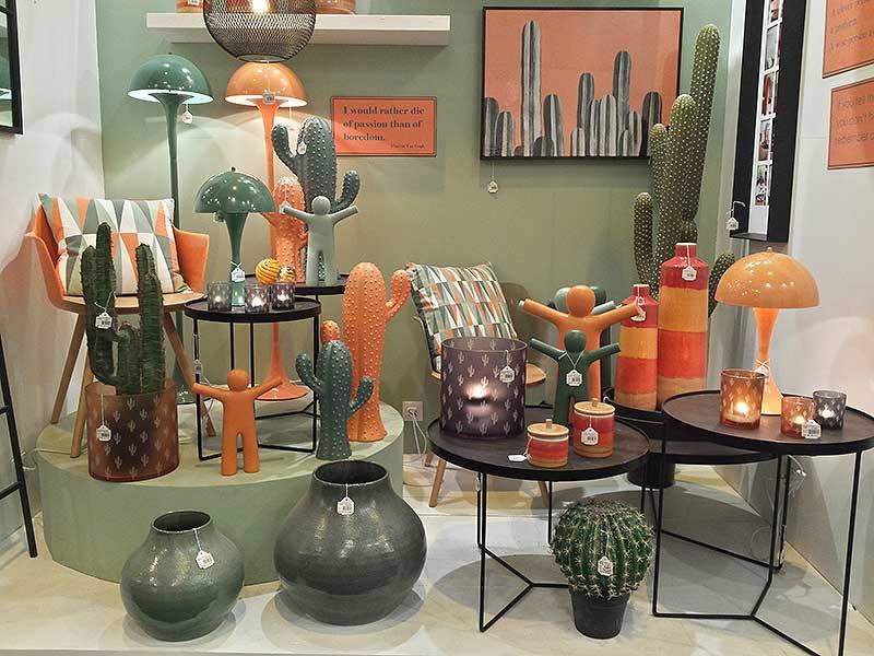Feria de decoración Intergift 2018
