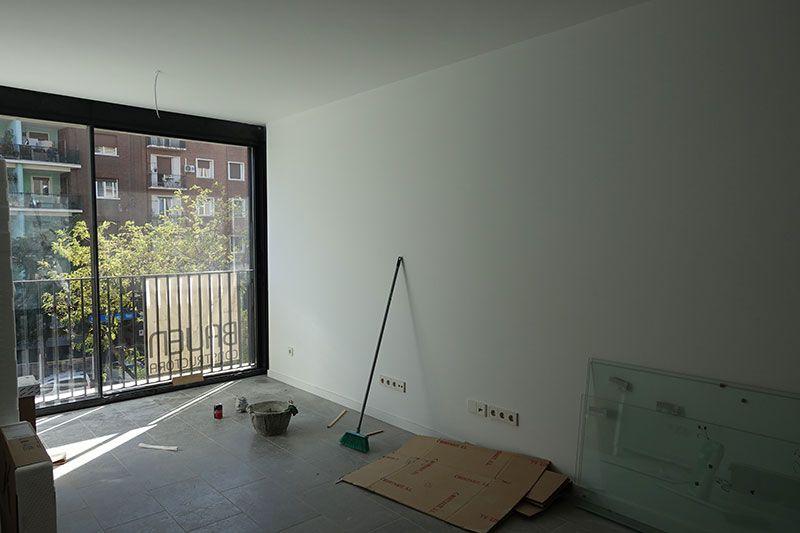 Mobiliario para un piso pequeño