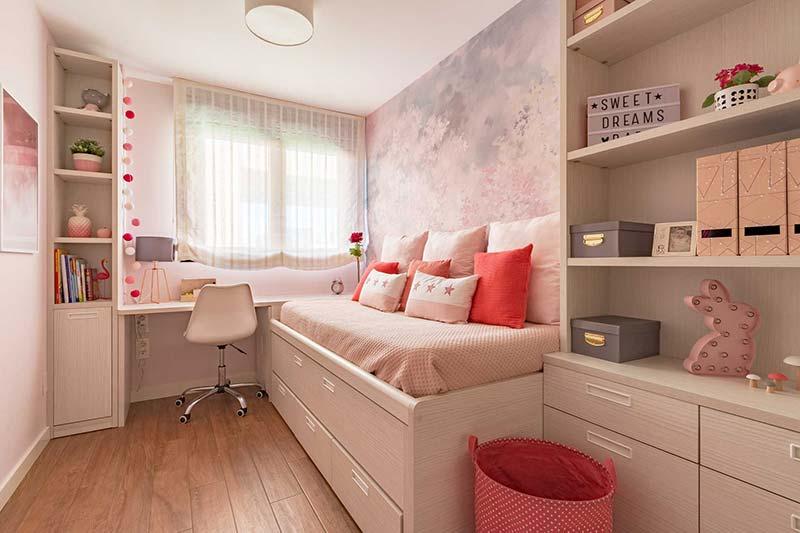 Decoración de dormitorio infantil