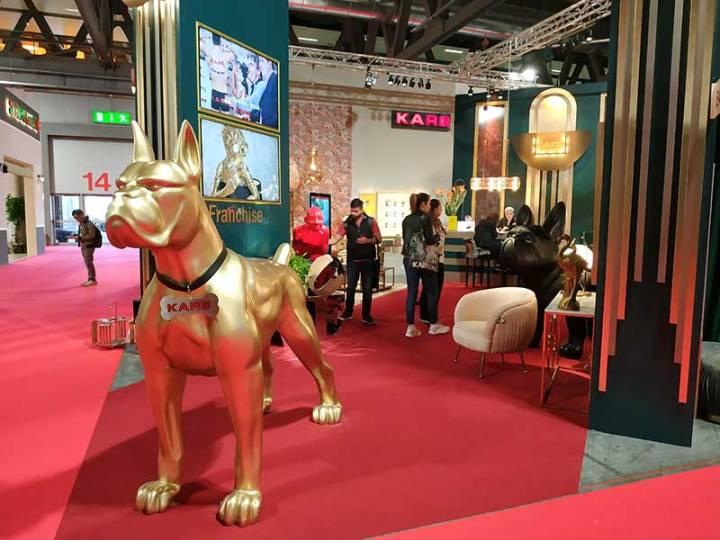 Feria del mueble de Milán