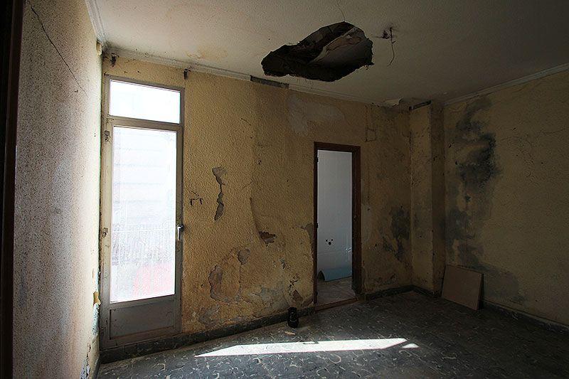 Antes de la reforma del dormitorio