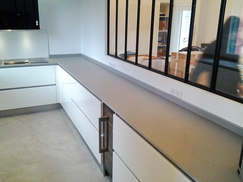 Intrieur Granit Plan De Travail En Dekton Korus Finition Mat