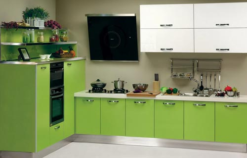 5 Mooie Groene Keukens Interieur Inrichting
