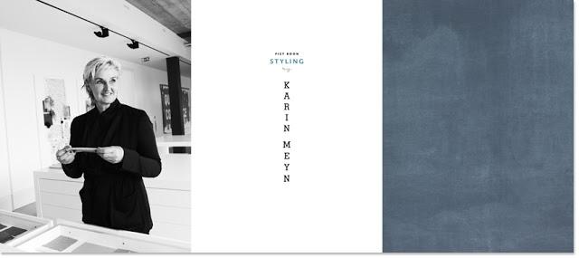 TIP| Woonmagazine styling boek Karin Meyn | Piet Boon p