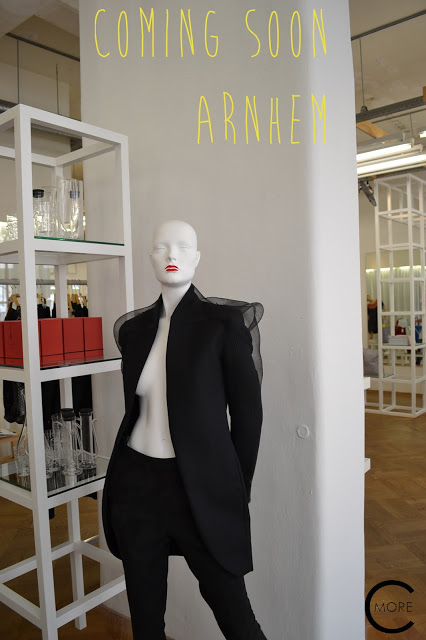 Arnhem C-More Cityguide | MoBA13 | Fashion | Mode | Design