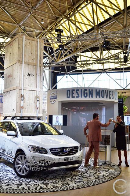 Bekendmaking samenwerking Studio Job en Volvo foto by C-More