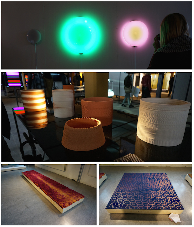 "DDW15 trend - Sense Intense - Clock ""O"" by Wout Wolf Stroucken 